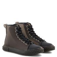 BLABBER JELLYFISH - Black - High top sneakers