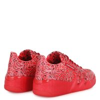 TALON - Red - Low top sneakers