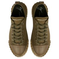 BLABBER - Green - Low top sneakers