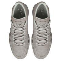 TALON - Grey - Low top sneakers