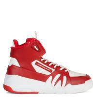 TALON - White - Mid top sneakers