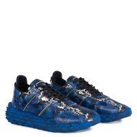 URCHIN - Bleu - Sneakers basses