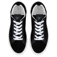 BLABBER - Noir - Sneakers basses