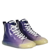 BLABBER - Violet - Sneakers montante