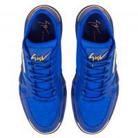 TALON - Blue - Low top sneakers