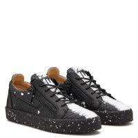 FRANKIE - Nero - Sneaker basse