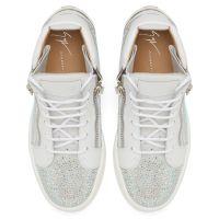 KRISS - Pink - Mid top sneakers