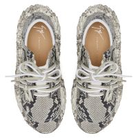 URCHIN - Grey - Low top sneakers