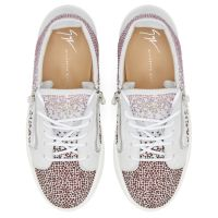 GAIL - White - Low top sneakers