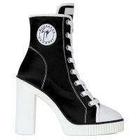 NIDIR - Black - High top sneakers