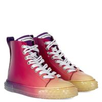 BLABBER - Rouge - Sneakers montante
