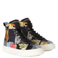 BLABBER CRAFT - Multicolore - Sneakers montante