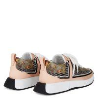 GIUSEPPE ZANOTTI FEROX - Multicolore - Sneakers basses