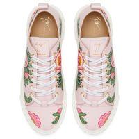 GZXSWAELEE - Pink - Low top sneakers