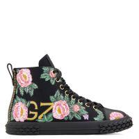 GZXSWAELEE - Black - Mid top sneakers