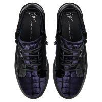 KRISS - Blue - High top sneakers