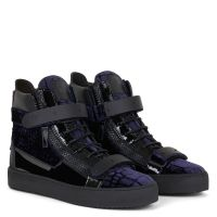 COBY - Blue - High top sneakers