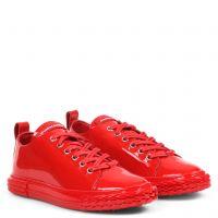 BLABBER - Rot - Low Top Sneakers
