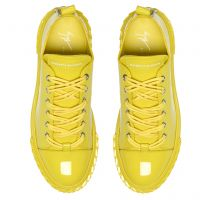 BLABBER - Yellow - Low top sneakers
