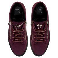 FRANKIE WINTER - Marron - Sneakers basses