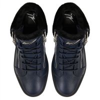 KRISS WINTER - Bleu - Sneakers montante