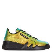 TALON - Gold - Low top sneakers