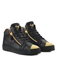 KRISS STEEL - BLack - Sneakers montante