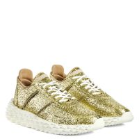 URCHIN - Gold - Low top sneakers