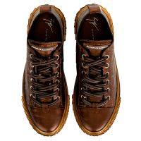 BLABBER - Bronze - Low top sneakers