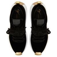 FEROX - Black - Low top sneakers