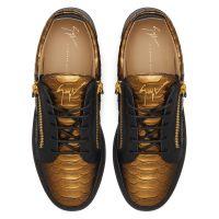 FRANKIE METAL - Multicolor - Low top sneakers