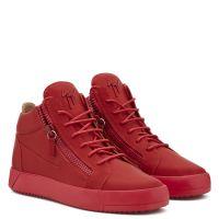 KRISS - Red - Mid top sneakers