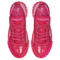 BLABBER - Fuxia - Low top sneakers