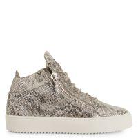 KRISS - Silberfarben - Low Top Sneakers