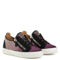 GAIL - Black - Low top sneakers