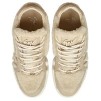 TALON WINTER - Beige - Low top sneakers