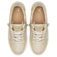 GAIL - Gold - Low top sneakers