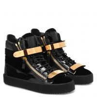 COBY - Black - Mid top sneakers