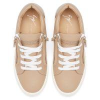 ADDY - Beige - Low top sneakers