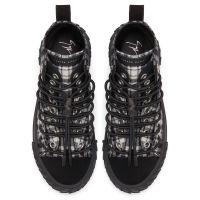 BLABBER - Multicolor - High top sneakers