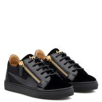 GAIL VELVET JR. - Low top sneakers