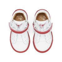 KRISS 1/2 JR. - Bianco - Sneaker mid top