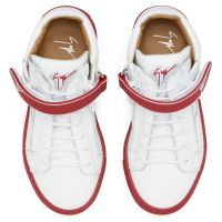 KRISS 1/2 JR. - Weiss - Mid Top Sneakers