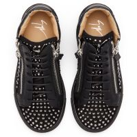 KRISS CRYSTAL JR. - Mid top sneakers