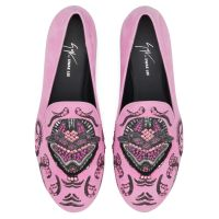 GZXSWAELEE - Pink - Loafers