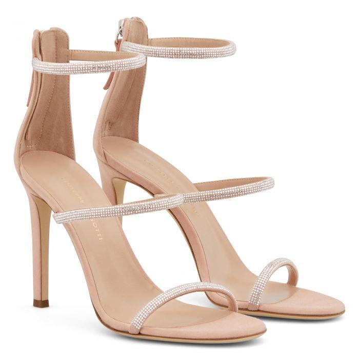 HARMONY STRASS - Pink - Sandals