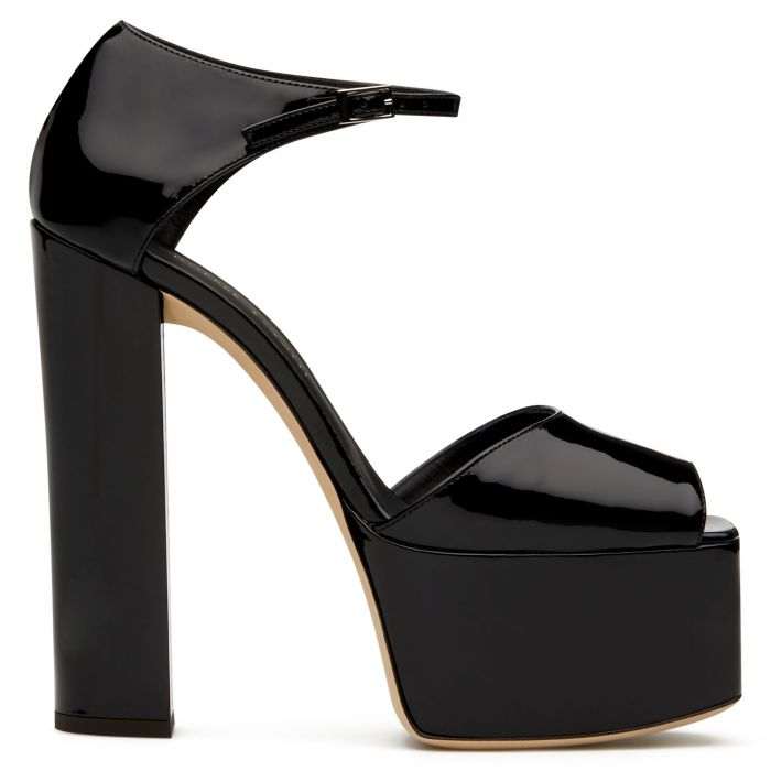 BEBE TOUCH - Black - Sandals