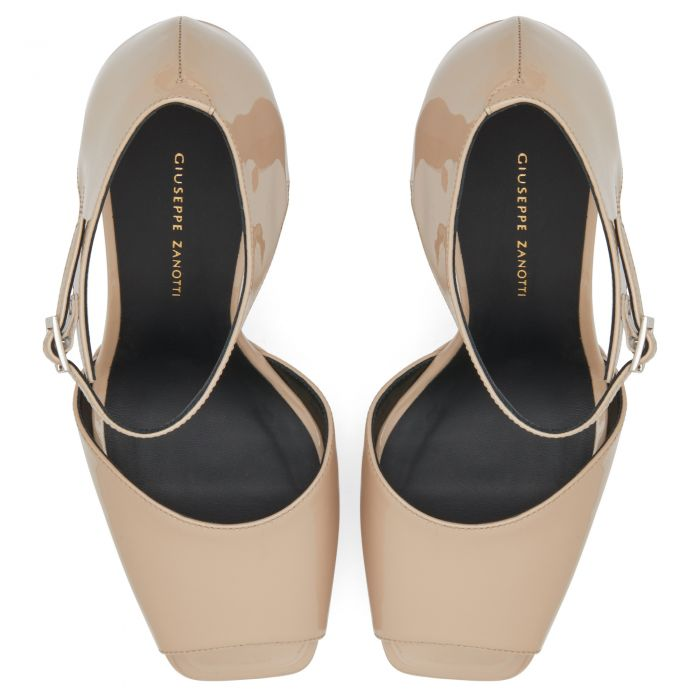 BEBE TOUCH - Beige - Sandals