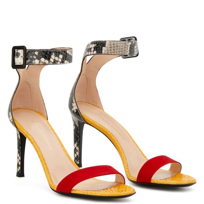 NEYLA TRIO - Multicolor - Sandals