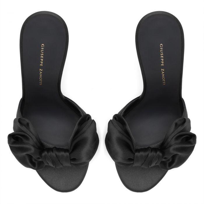 HANNA - Black - Sandals